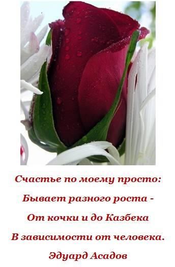 Счастье это состояние души