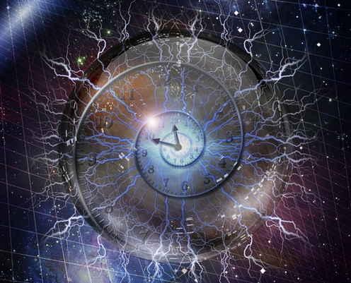 Почему время движется в одном направлении?