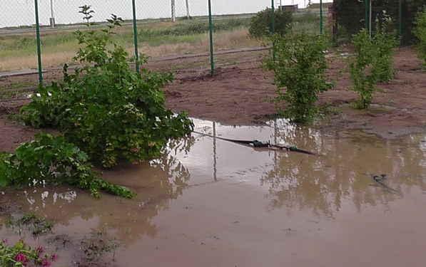 Форс мажоры Волгоградской области в Райгороде